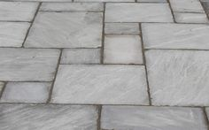 Tumbled Indian Sandstone Patio Slabs and Flagstones | Nigel Belcher Turf & Paving | Berkshire