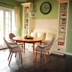 Breakfast Nook Ideas On Pinterest Nooks