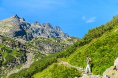 Chopok Peak, Low Tatras – Slovakia  The second highest mountain peak in the Low Tatras is also one of the most visited crests in Slovakia. At 2,024 meters above sea level (6,640 feet), this extreme point is easily accessible by cable, but a lot more fun to travel to by foot.