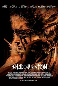 Return to the main poster page for Shadow Nation