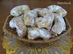 Rožteky ako od babičky (fotorecept) - Recept Bagel, Doughnut, Deserts, Bread, Glass, Food, Basket, Drinkware, Essen