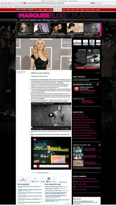A gallery of images I shot during this year's New York Comic-Con was recently featured on The Marquee Blog, a CNN entertainment website.