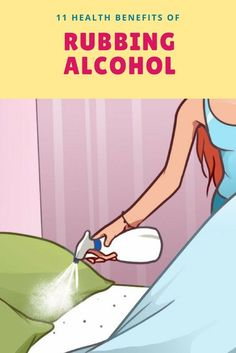 Most people keep a bottle of rubbing alcohol in the medicine cabinet. Few, however, know what rubbing alcohol really is and how to use it. First, there are two types of rubbing alcohol. Isopropyl i…