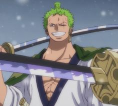 Roronoa Zoro, Twitter, Anime, Fictional Characters, Art, Art Background, Anime Shows, Kunst, Gcse Art