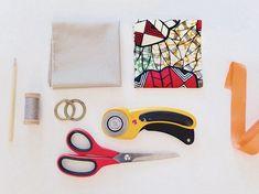 Tutorial fai da te: Come fare uno zaino in tessuto via DaWanda.com