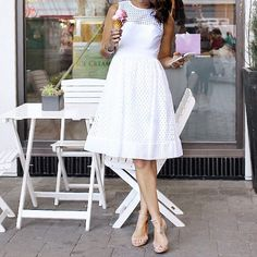 Sweet Eyelet & my fav versatile pumps... On the Blog!!! @liketoknow.it www.liketk.it/1sQRZ #liketkit