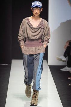 Vivienne Westwood - Men Fashion Fall Winter 2015-16 - Shows - Vogue.it