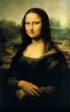 Mona Lisa, Louve Museum, Paris France