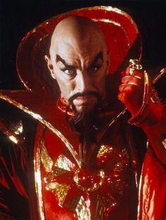 Emperor Ming (Flash Gordon).