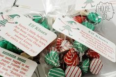CUTE CHRISTMAS TREATS | quick, simple, cute Christmas treat idea |