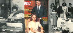 The Pahlavis, Paris Match, September 1981.