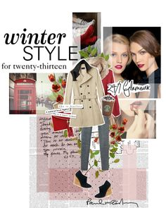"""contest - show us your winter style!"" by ohnoitsemily ❤ liked on Polyvore"