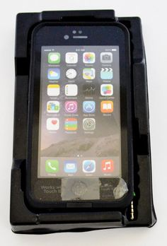 LifeProof Fre Series for Apple iPhone 6 Case - Black on Black)