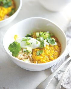If you think of Indian food as complicated, get ready to be wowed. Stripped down to its barest form, it's easy, healthful, and affordable -- like this vegetarian dish that costs way less than take-out.