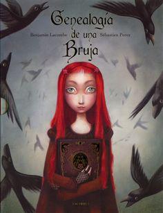 ESPECIAL HALLOWEEN: Las brujas de Benjamin Lacombe. | RZ100 Cuentos de boca