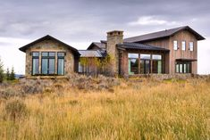 House in Colorado by Reed Design Group