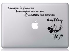 idecalworks Disney Quote Macbook Laptop Decal Vinyl Sticker Apple Mac Air Pro - Apple Computer Laptop - Ideas of Apple Computer Laptop - idecalworks-Disney-Quote-Macbook-Laptop-Decal-Vinyl-Sticker-Apple-Mac-Air-Pro Macbook Laptop, Mac Laptop, Laptop Decal, Computer Laptop, Macbook Skin, Apple Laptop, Apple Mac, Mac Decals, Macbook Decal Stickers