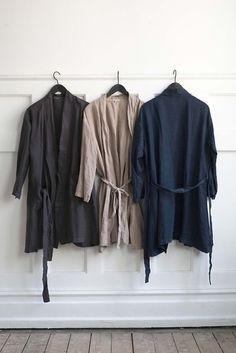 Linen robes - Artilleriet