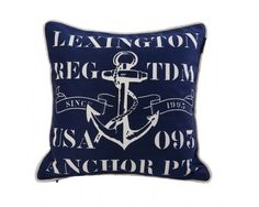 Lexington Anchor Twill Sham - Lexington Company
