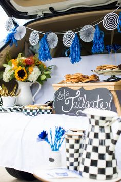 How to: Host a Great Tailgate Party by North Carolina lifestyle blogger Coffee Beans and Bobby Pins (scheduled via http://www.tailwindapp.com?utm_source=pinterest&utm_medium=twpin)