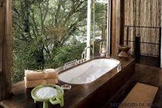 Resultado de imagen para baños rusticos