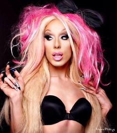 Raja Gemini - Photos - Meet the drag queens set to attend RuPaul's DragCon