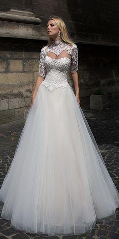 Oksana Mukha Wedding Dresses 2017 Juliana