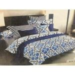 One AC  Quilt Double bed one Double bedsheet Two Pillow Cover (Totel 4 PC set)
