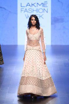Payal Singhal   Lakmé Fashion Week winter/festive 2016 #PayalSinghal #LFWWF2016 #PM