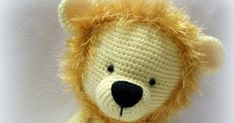 Blog sobre patrones gratis de tejidos al crochet y amigurumi Projects To Try, Crochet Hats, Teddy Bear, Kitty, Baby Shower, Knitting, Toys, Pattern, Animals
