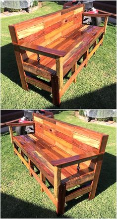 Use Pallet Wood Projects to Create Unique Home Decor Items – Hobby Is My Life Pallet Crafts, Diy Pallet Projects, Pallet Ideas, Wood Projects, Wood Pallet Furniture, Rustic Furniture, Wood Pallets, Diy Furniture, Modern Furniture