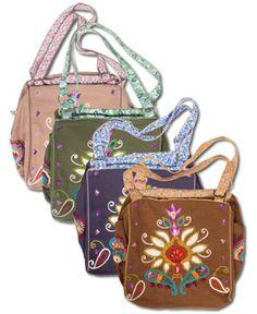 SoulFlower-Instant Karma Bag-$48.00 www.soul-flower.com/ #letlifeflow #soulflowercontest