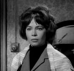 """Jane (Leslie Caron) to Toby (Tom Bell): """"I love you. That isn't a dirty word, is it? All I've had is two men. I'm 27 and only twice. That's all that's ever happened. So what does that make me?"""" -- from The L-Shaped Room (1962) directed by Bryan Forbes"""
