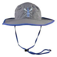 6d978652ee4c7  LacrosseUnlimited Cross Stix Bucket Hat Spirit Wear