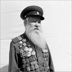 Veterans Of The Great Patriotic War