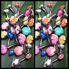 New opal Jewelry now in stock @Artistic Tattoo & Piercing Aalborg, Denmark