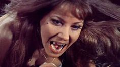 The Vampire Lovers... #ingridpitt