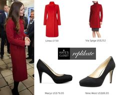 Shop repliKates of the Catherine's London Poppy Day outfit