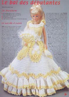1000 MAILLES BARBIE Nº12848 - Daniela Muchut - Álbumes web de Picasa debutante