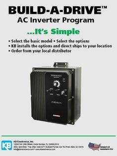 Build-A-Drive AC Drive Inverter Program