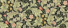 The art of John William Waterhouse and the Pre-Raphaelites along with William Morris, the Arts & Crafts movement, Art Nouveau and Victorian artists are special joys I will be sharing about. William Morris Wallpaper, Morris Wallpapers, Whatsapp Wallpaper, Wallpaper Backgrounds, Floral Wallpapers, Wallpaper Borders, Textured Wallpaper, Wall Wallpaper, Arts And Crafts Movement