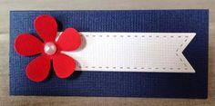 Har laget litt 17. mai-pynt, med enkle midler...   Rød, hvit og blå Bazzill-kartong,   små kakeservietter, en blomsterpunch og et par LID-... 17. Mai, Pinwheels, Norway, Continental Wallet, Flag, Table Decorations, Retro, Creative, Spring