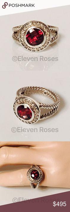 20c9a01a87c62 84 Best Jewelry - Garnets images in 2018 | Jewelry, Garnet, Garnet ...