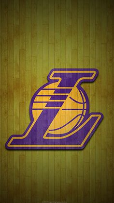 Lakers logo los angeles lakers logo wallpaper fave sport team los angeles lakers mobile hardwood logo wallpaper voltagebd Image collections