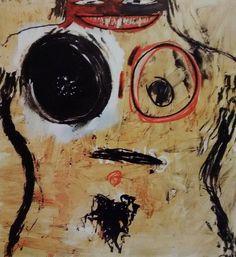 Jean-Michel Basquiat - Untitled (Venus), 1983