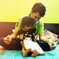Education at home started  #jaipur #study #education #schooling #daughter