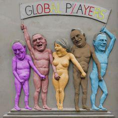 G7 Gipfel 2015 in Deutschland, Sturm auf den schamlosesten Gipfel Europas   Bodman-Ludwigshafen_Global Players_Payers_Ludwigs_Erbe