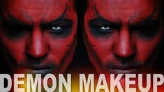 Demon Makeup | Halloween Makeup Tutorial | Alex Faction
