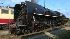 Locomotive, Trains, Old Trains, Europe, Rolling Stock