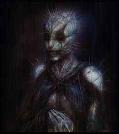 My Fantasy World, Dark Fantasy, Fantasy Art, Arte Horror, Horror Art, Creepy Horror, Horror Movie Characters, Horror Movies, Dnd Monsters
